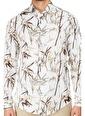 Buratti Buratti Slim Fit Erkek Gömlek CF20S111761 Beyaz